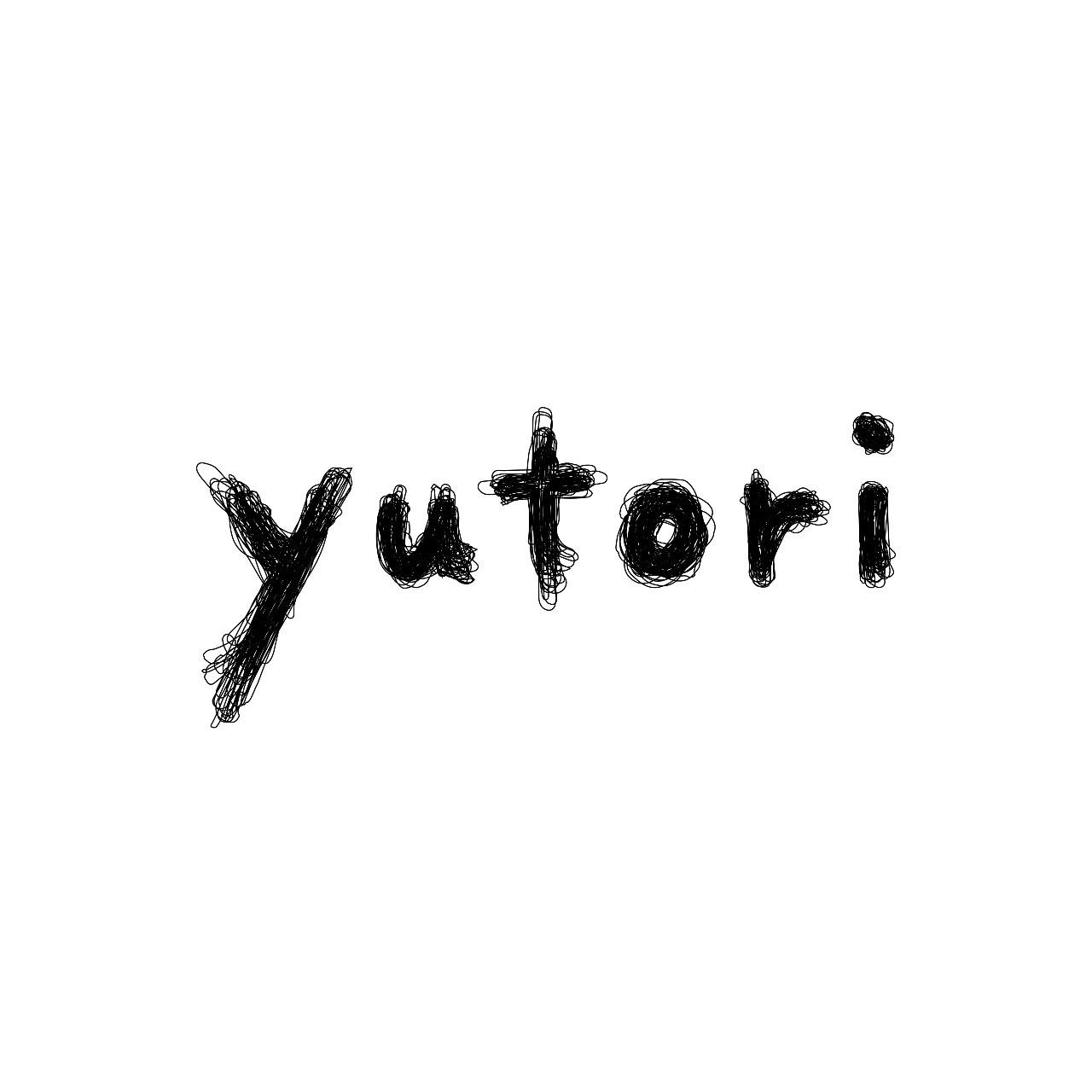 株式会社yutoriのロゴ写真