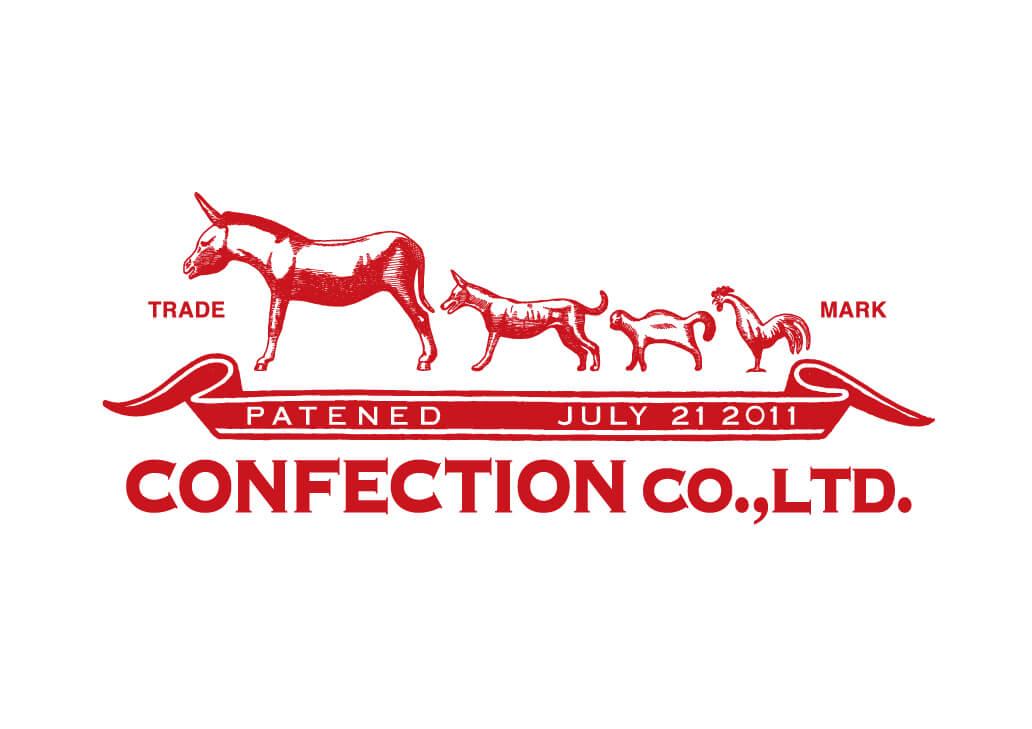 株式会社  CONFECTIONのロゴ写真