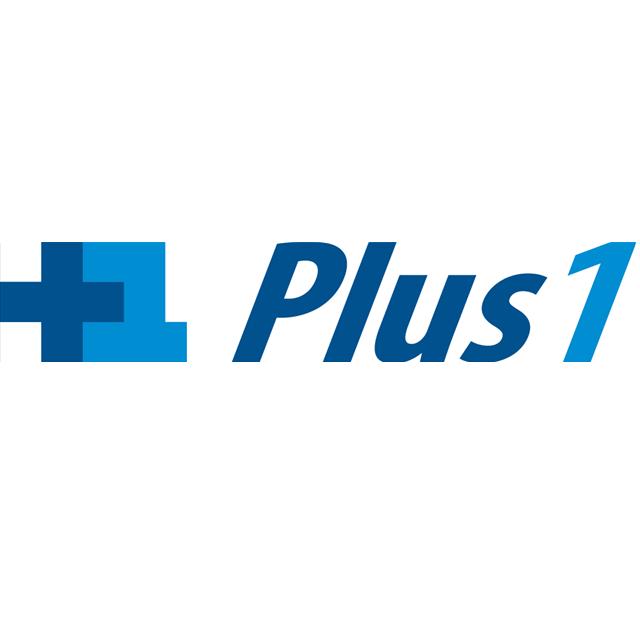 株式会社Plus1のロゴ写真