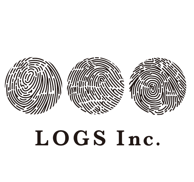 ログズ株式会社のロゴ写真