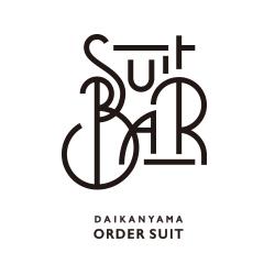 SUITBARのロゴ写真