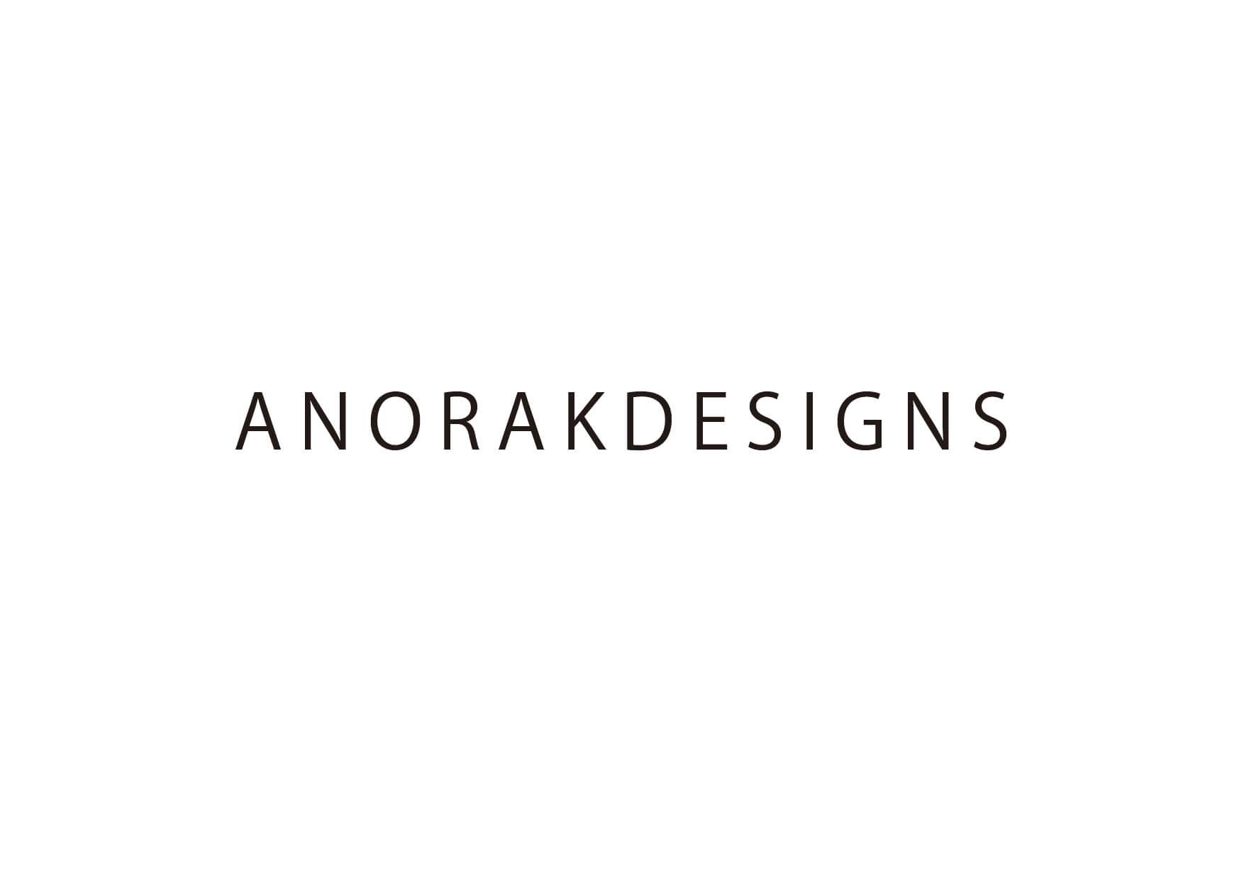 ANORAKDESIGNSのロゴ写真