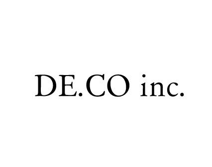 株式会社DE.COのロゴ写真