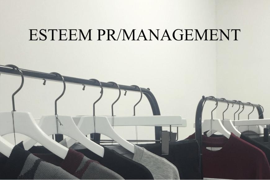 ESTEEM PR MANAGEMENTのカバー写真