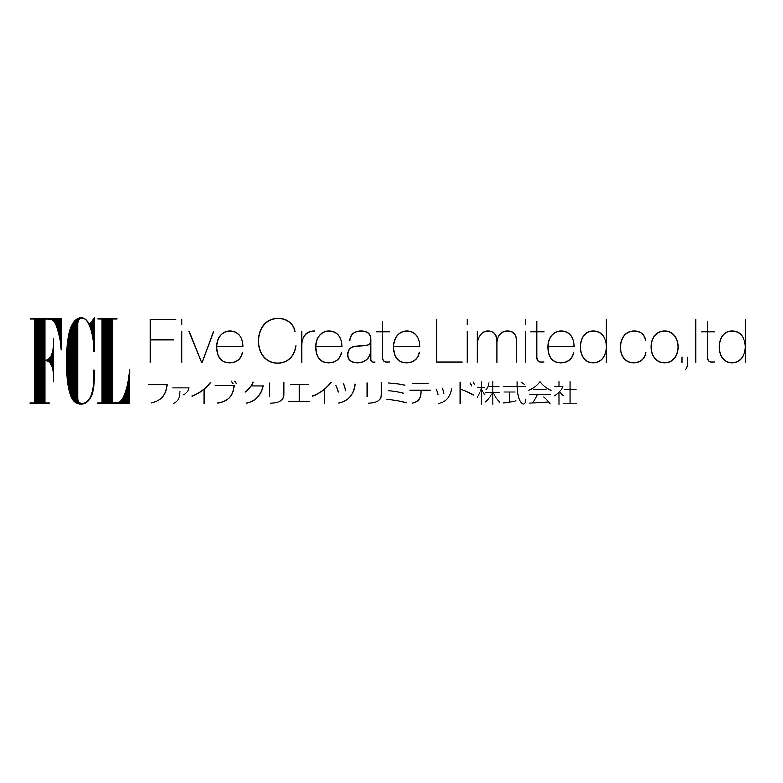 ファイブクリエイツリミテッド株式会社のロゴ写真