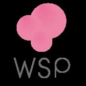 株式会社WSPのロゴ写真