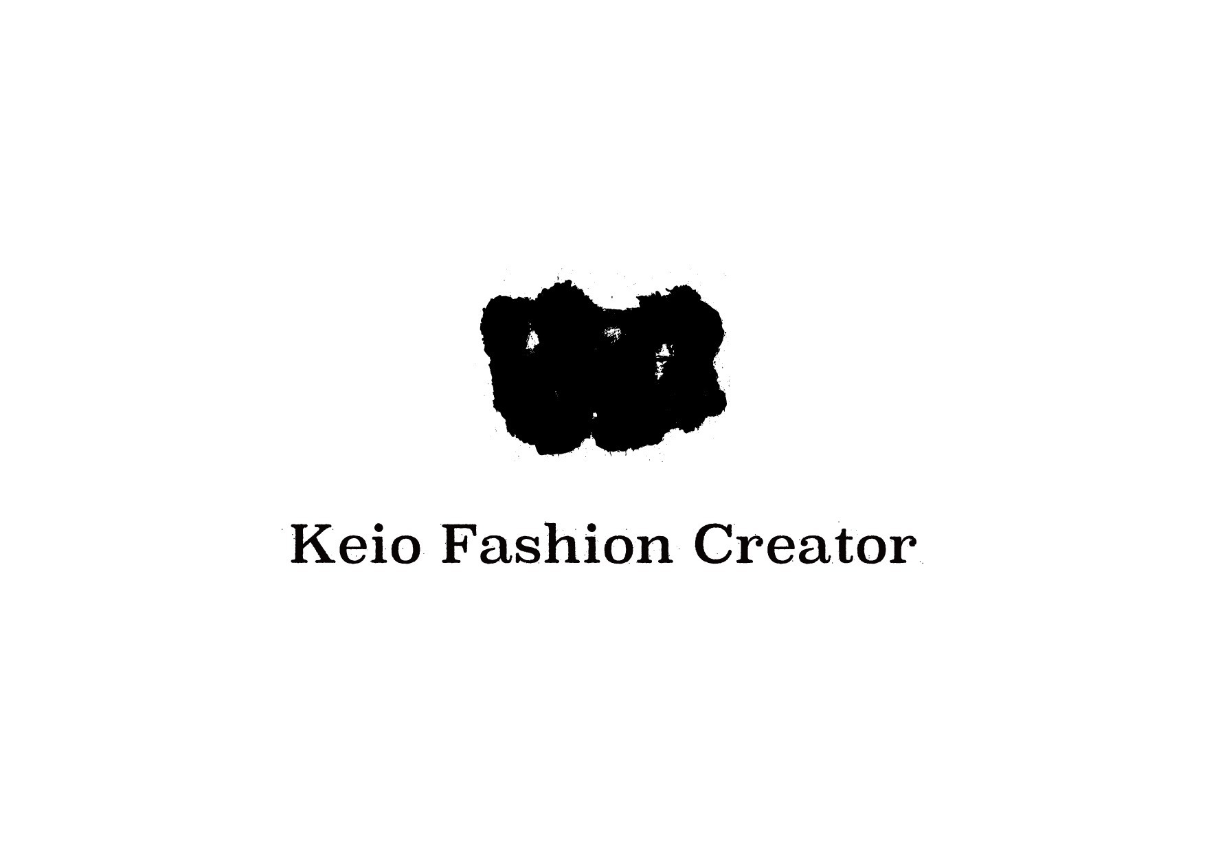 Keio Fashion Creatorのロゴ写真