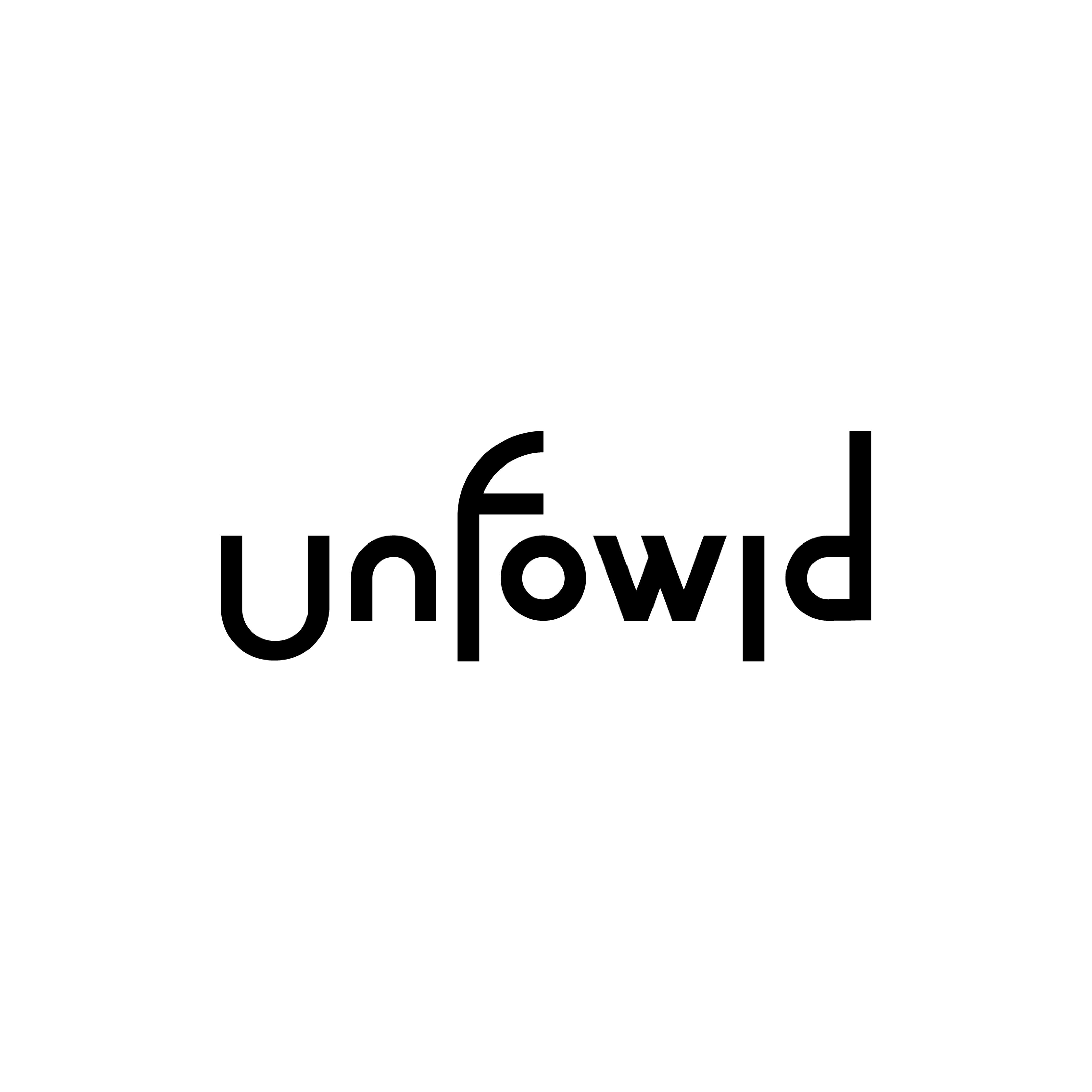 Unfowldのロゴ写真
