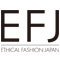 ETHICAL FASHION JAPANのロゴ写真