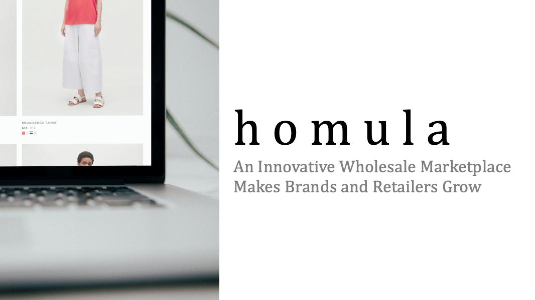 【営業】セールスのリーダーを募集!BtoB向けホールセールEC「homula」のカバー写真