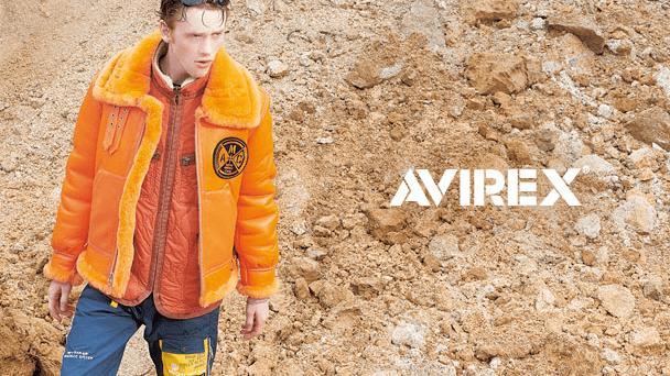 【博多|AVIREXショップスタッフ募集】洋服好きで、人と話すことが好きな方!のカバー写真