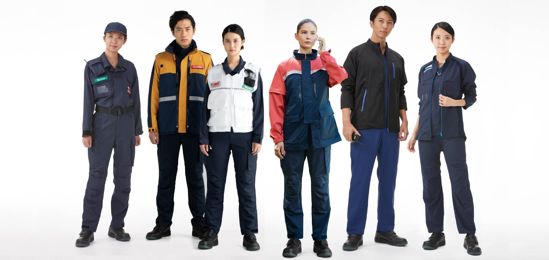 「プロを輝かせる服」を届ける【営業職】★ユニフォームメーカーのカバー写真