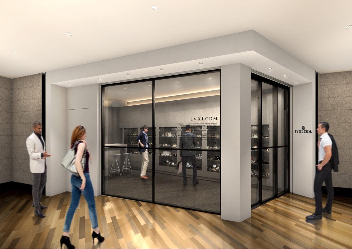 新規オープン ジュエリーブランド IVXLCDM六本木ヒルズ店 販売スタッフ募集のカバー写真