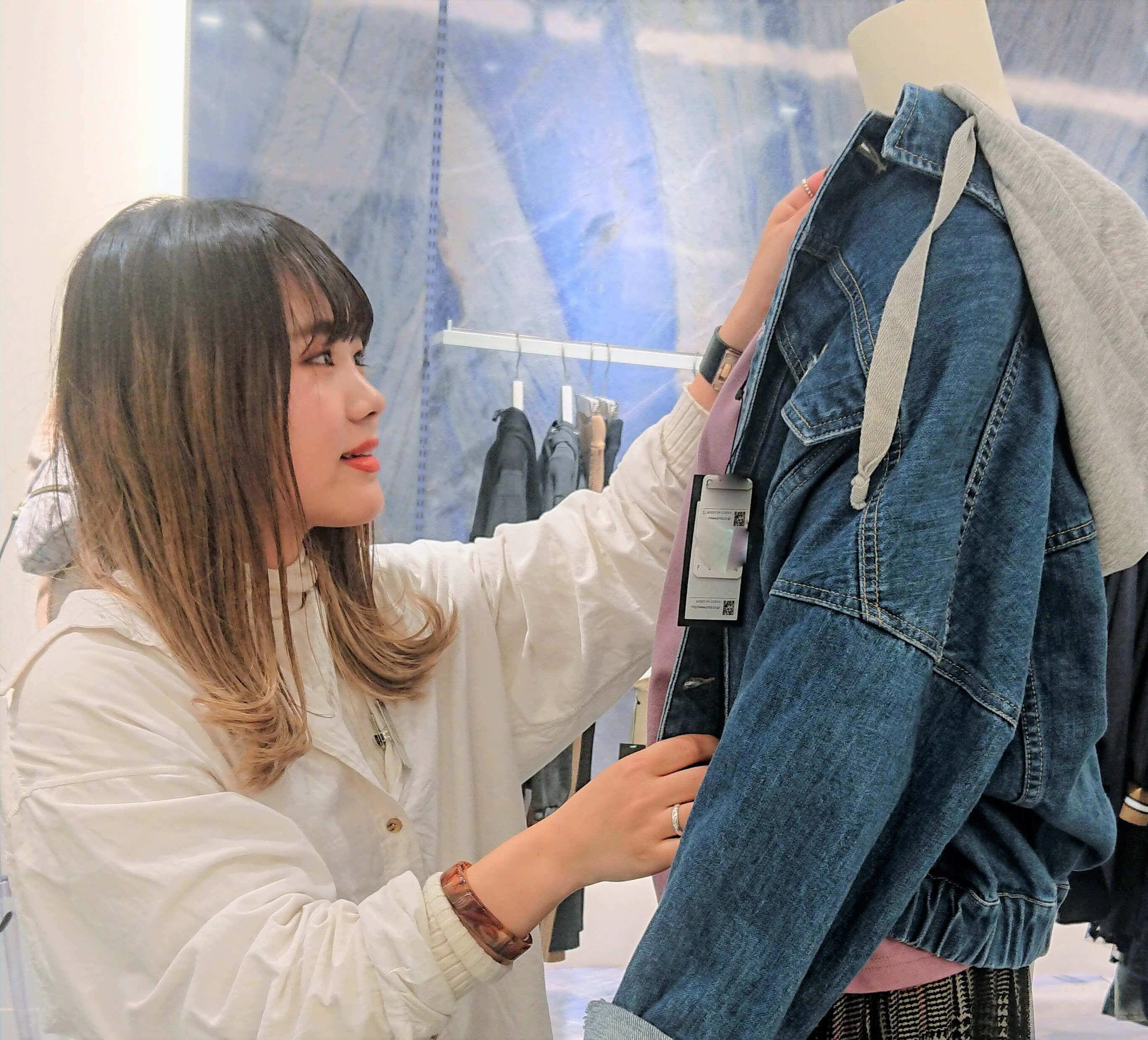 ★高知★自分らしさを大切にした接客スタイルで働けるファッションアドバイザー募集のカバー写真