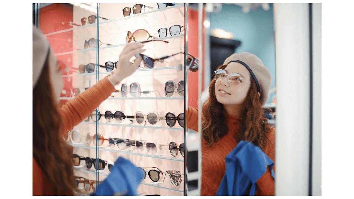 ≪2021年度新卒採用≫「見る」メガネから「魅せる」メガネへのカバー写真
