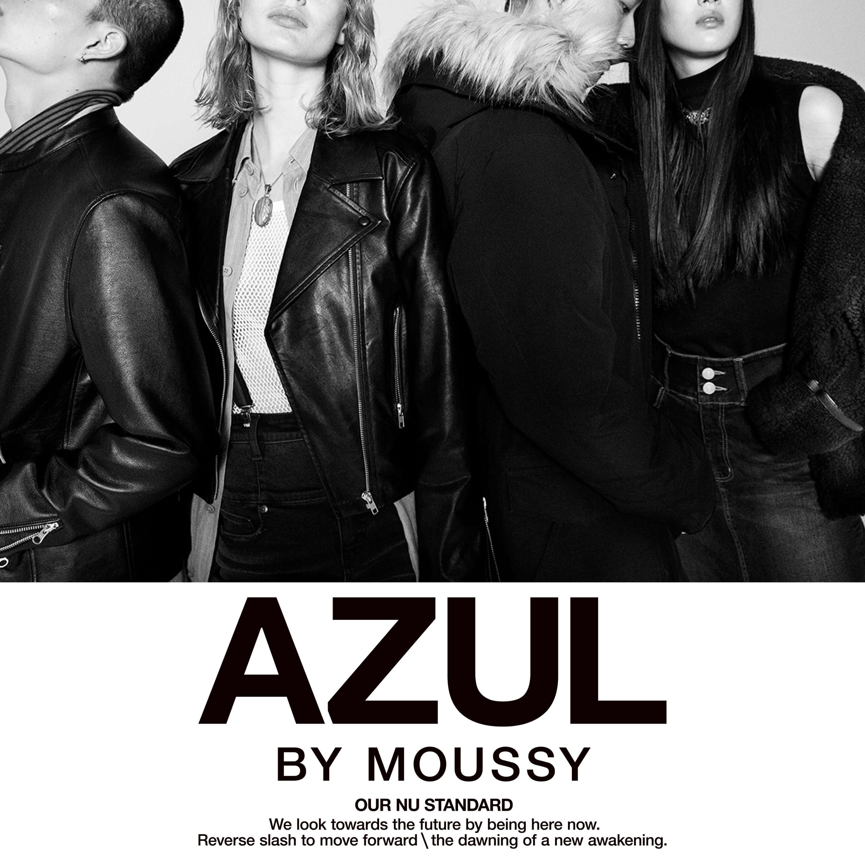 AZUL BY MOUSSY企画デザイナー募集中のカバー写真