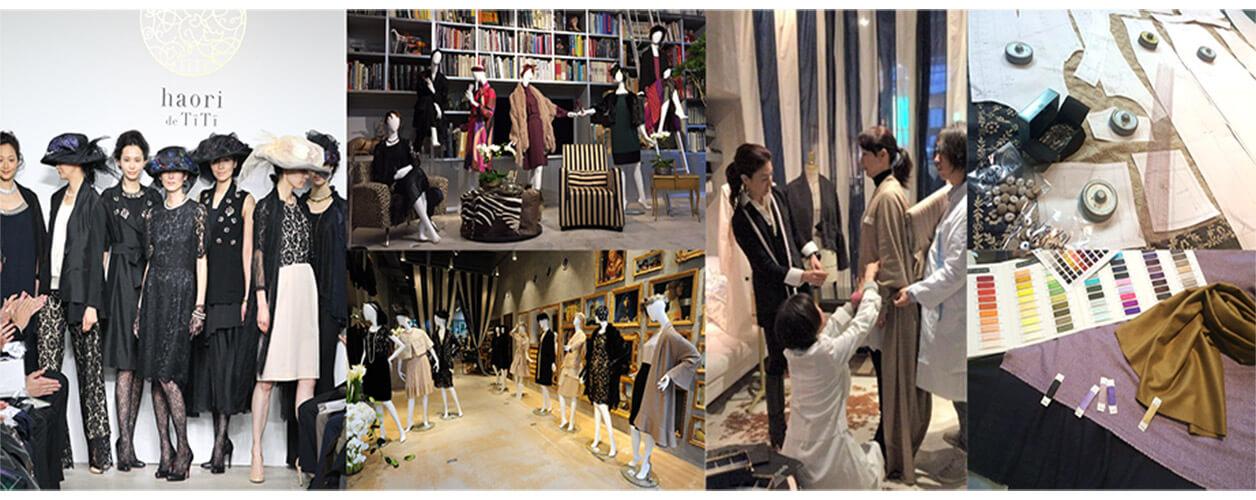 【トータルファッションデザイン会社での新卒募集】生産管理・パターンメイキング担当のカバー写真