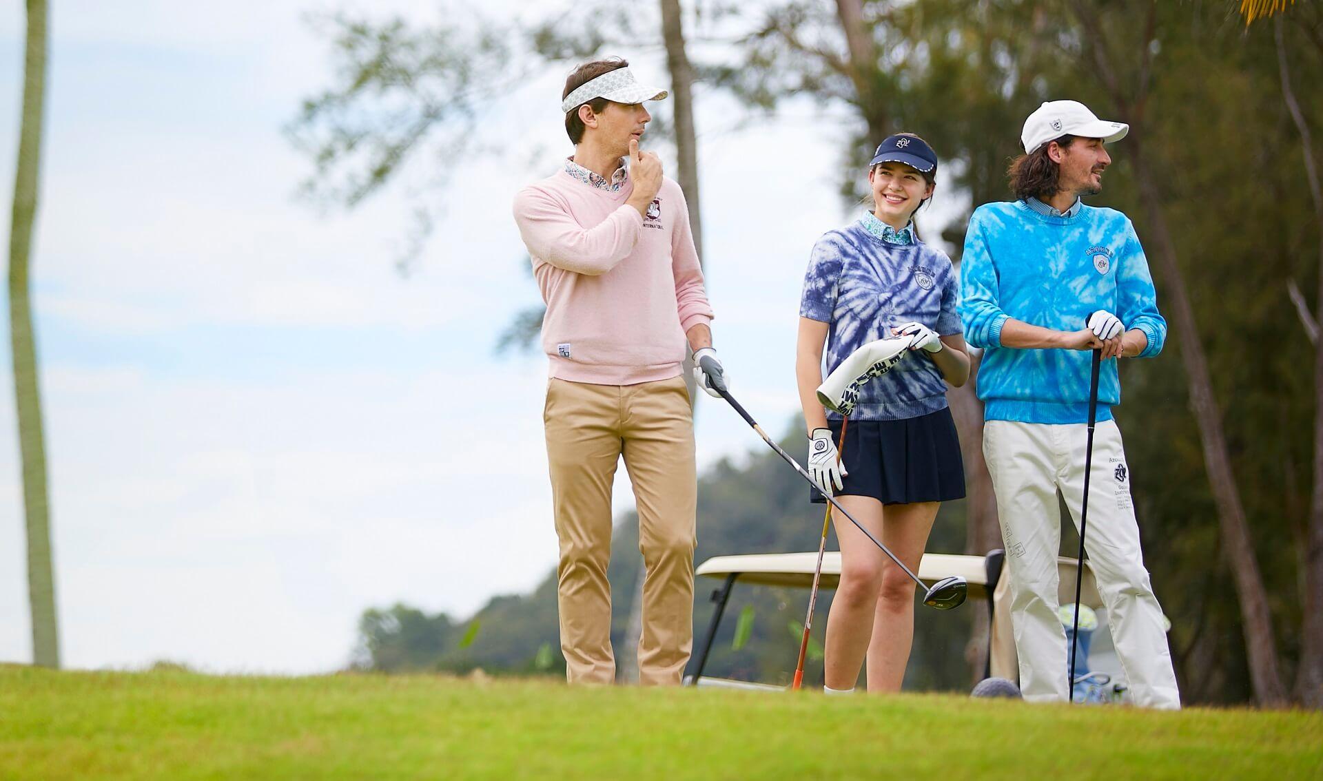 ゴルフウェアのストアスタッフを募集しています<ZOY新宿ハルク店>のカバー写真