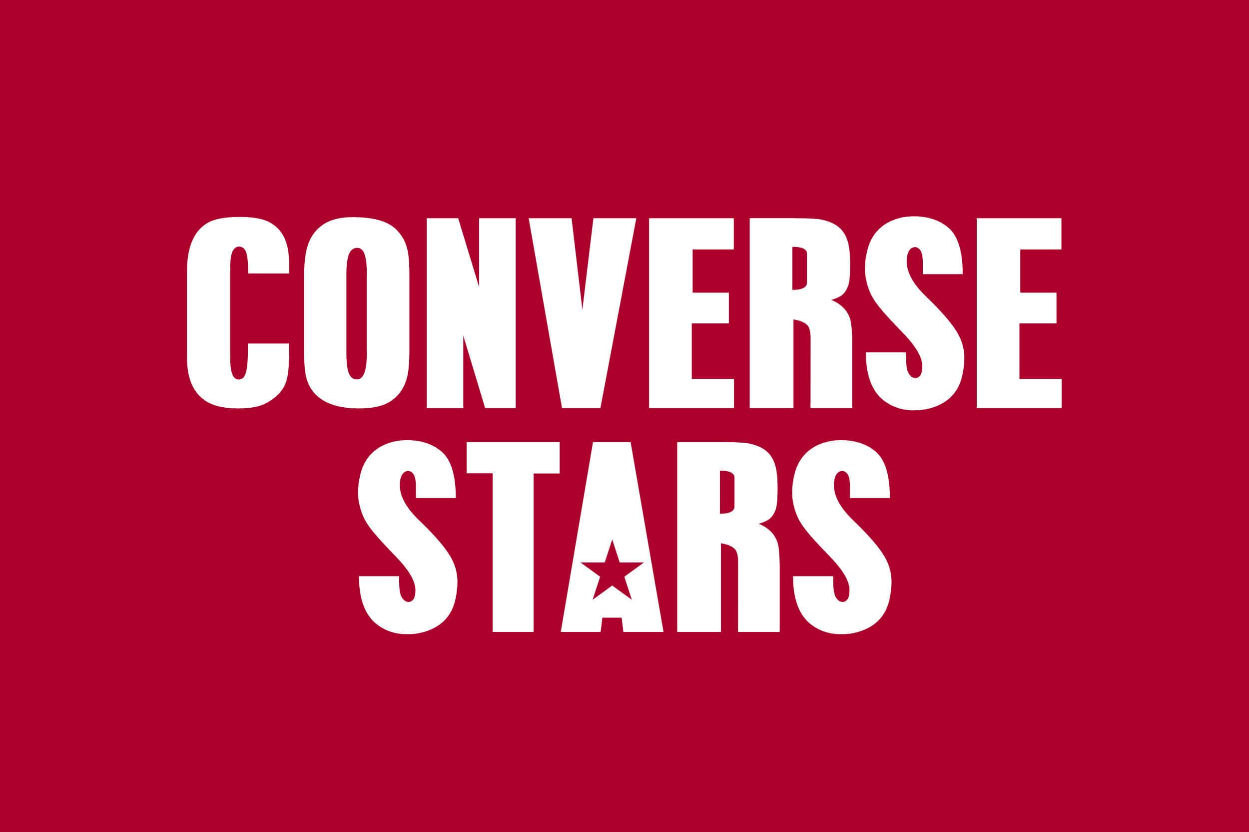 【CONVERSE STARS(コンバーススターズ)】@ルミネエスト新宿のカバー写真
