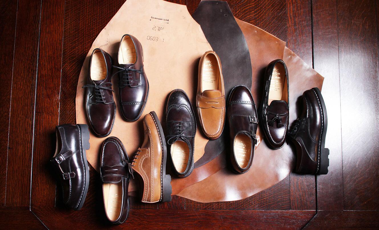 【週2から!】紳士靴専門店で個性を活かす、ショップ運営スタッフを募集中!のカバー写真