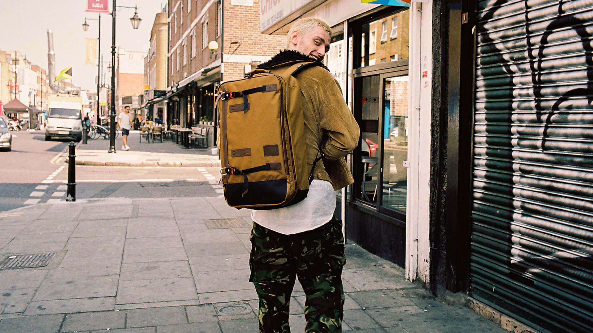 【未経験歓迎】バッグブランド|マスターピースの魅力を伝える営業メンバーを募集のカバー写真