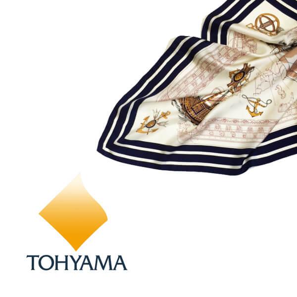 スカーフデザイナー 日本製横浜スカーフのカバー写真