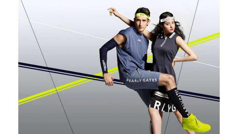 スポーツアパレルブランド「Pearly Gates」のデザイナーを募集!のカバー写真