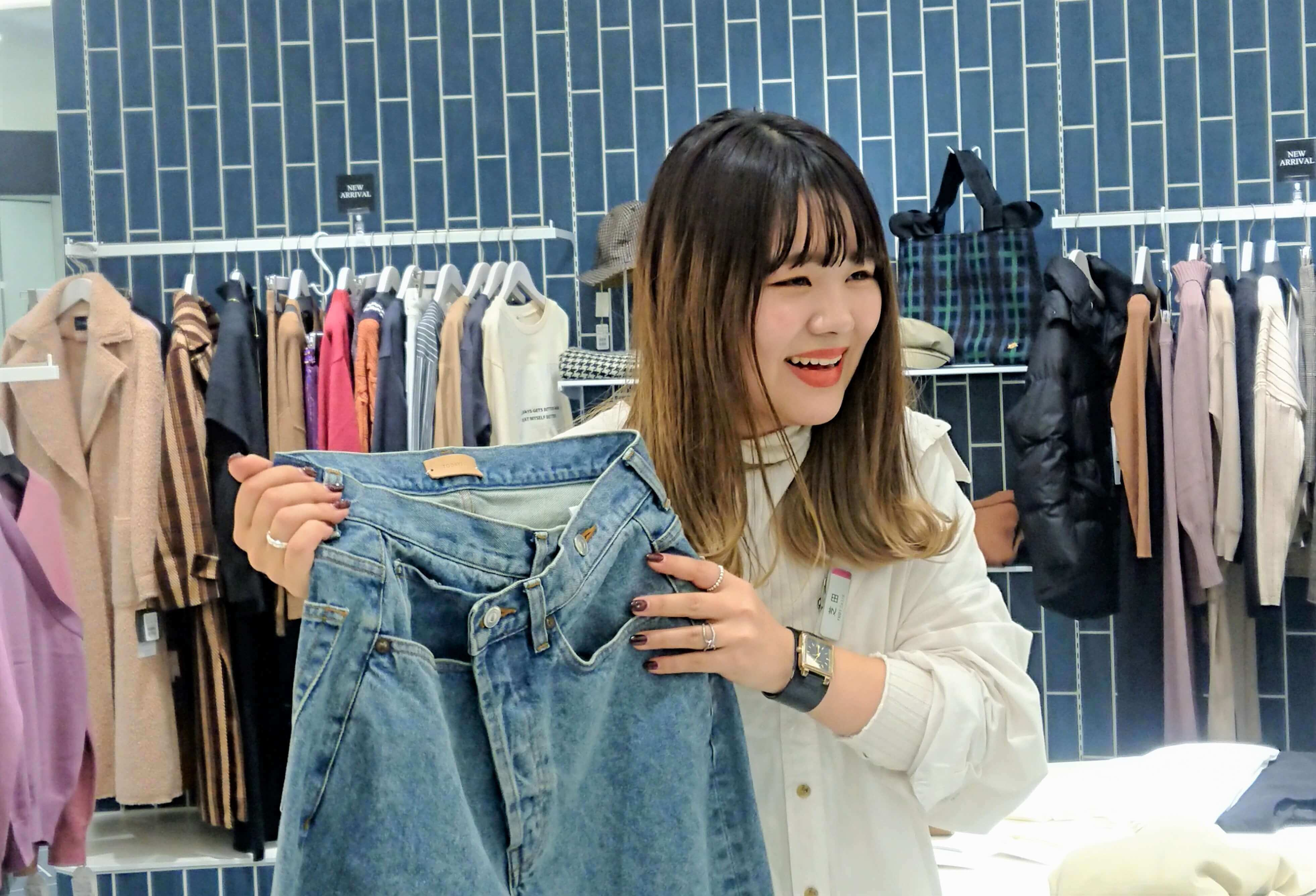 ★福島★自分らしさを大切にした接客スタイルで働けるファッションアドバイザー募集のカバー写真