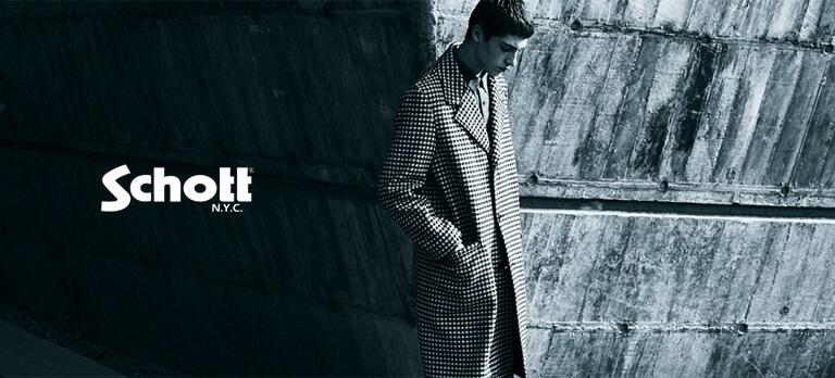 【神戸 Schottショップスタッフ】洋服好きで、人と話すことが好きな方!のカバー写真