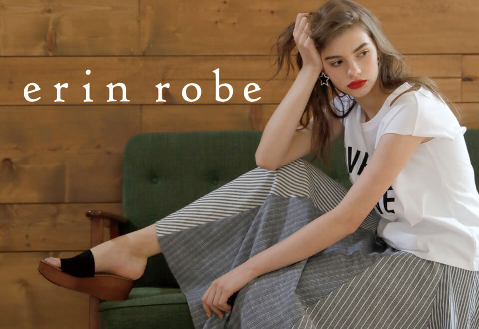 【erin robe(エリンローブ)】≪週3日OK≫玉川高島屋のカバー写真