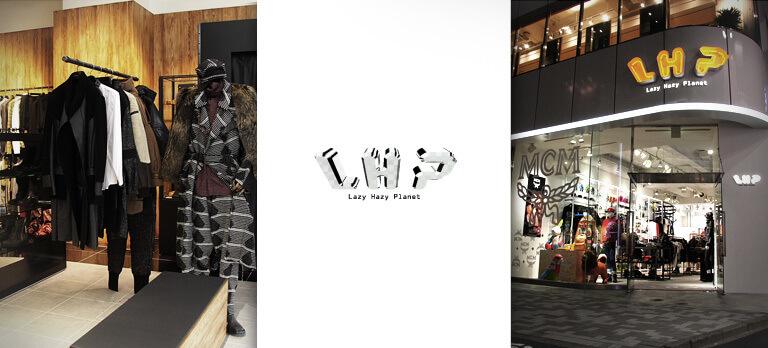 【名古屋|L.H.P】時代をリードするセレクトSHOP!のカバー写真