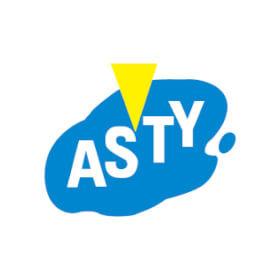 株式会社アスティのロゴ写真