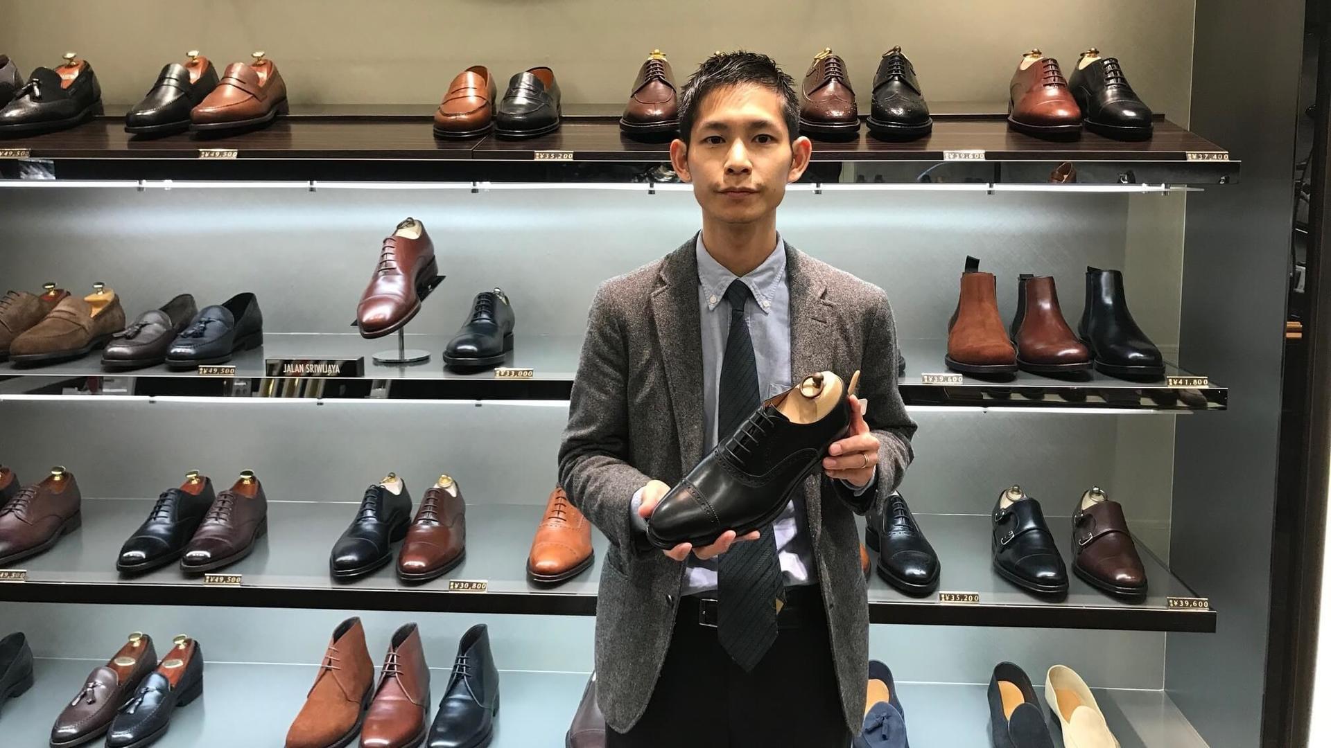 【未経験/学生可】最高の革靴を、最高の仲間と提案しませんか?のカバー写真