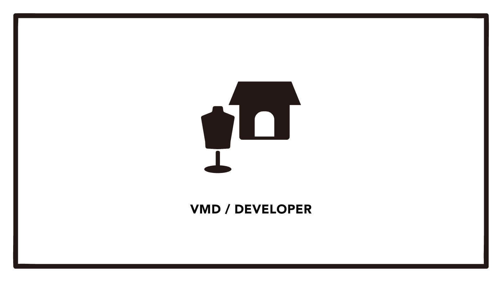 【VMD募集!】経験者募集!大手グループ企業勤務のカバー写真