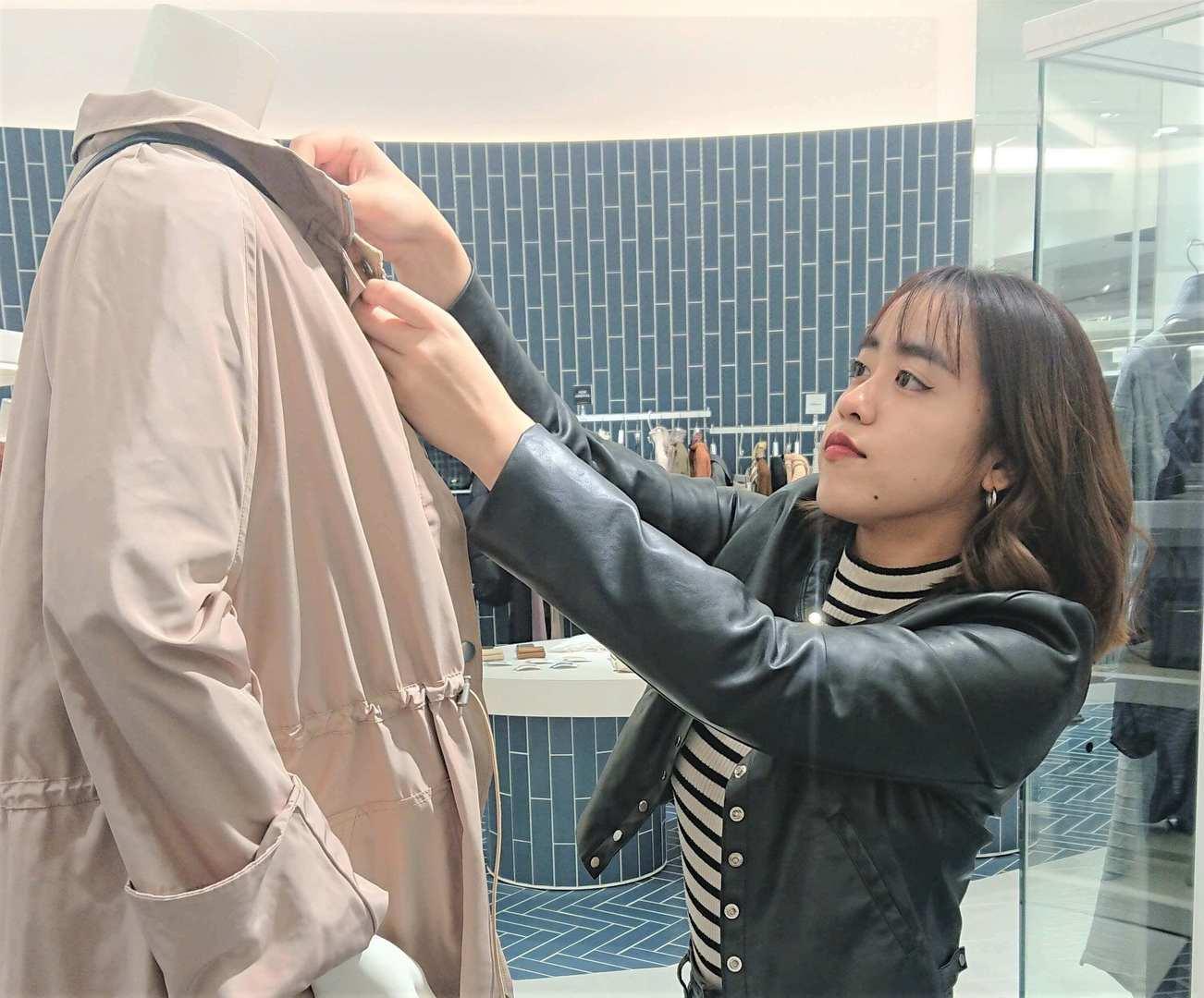 ★香川★自分らしさを大切にした接客スタイルで働けるファッションアドバイザー募集のカバー写真