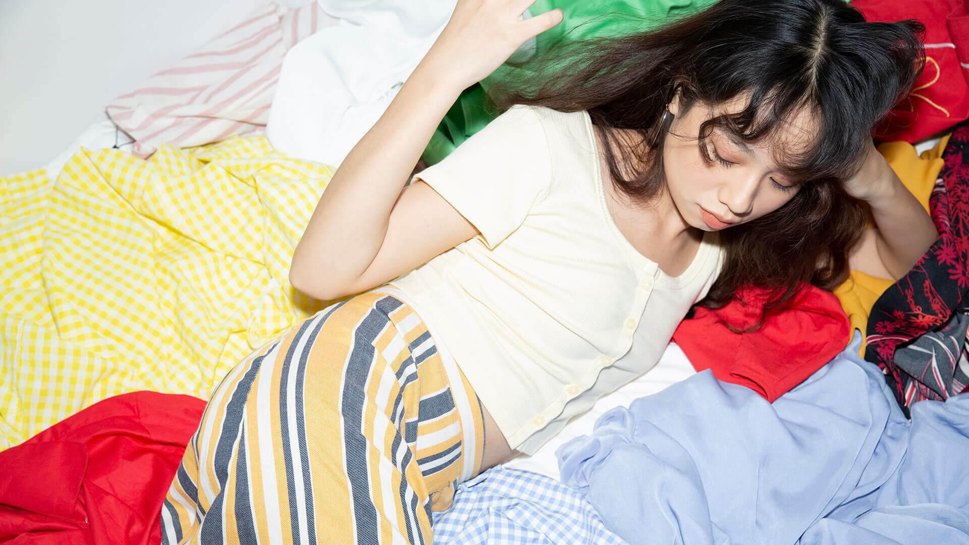 PR・SNS担当/インフルエンサーが手掛けるファッションブランドのカバー写真