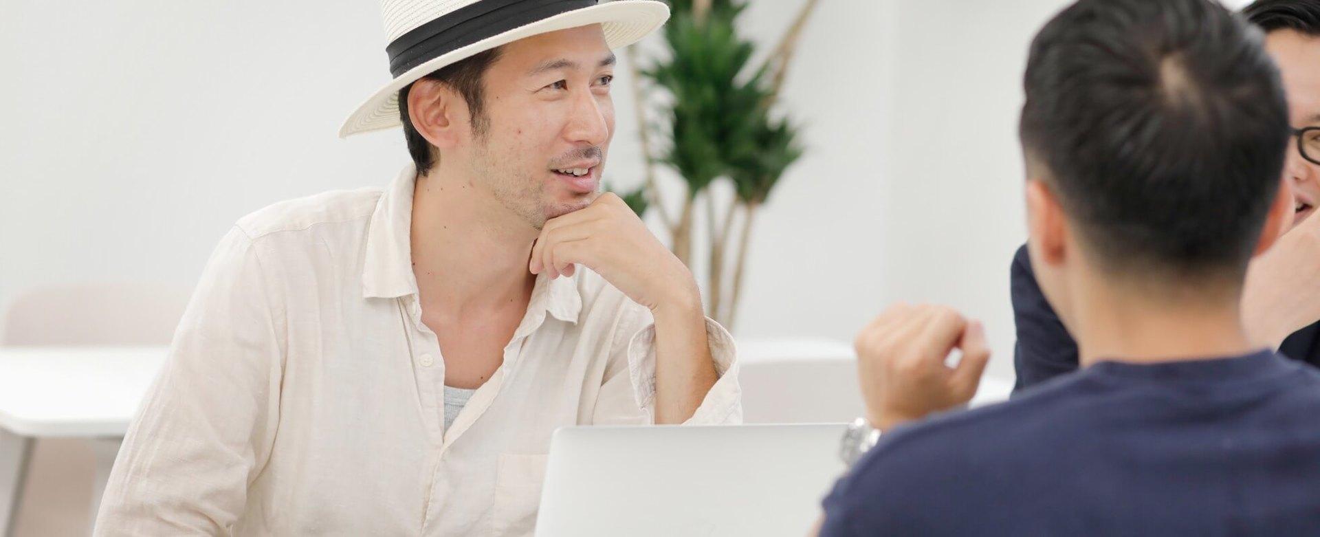 <セールスメンバー募集>ファッション業界のGoogleを目指す!のカバー写真