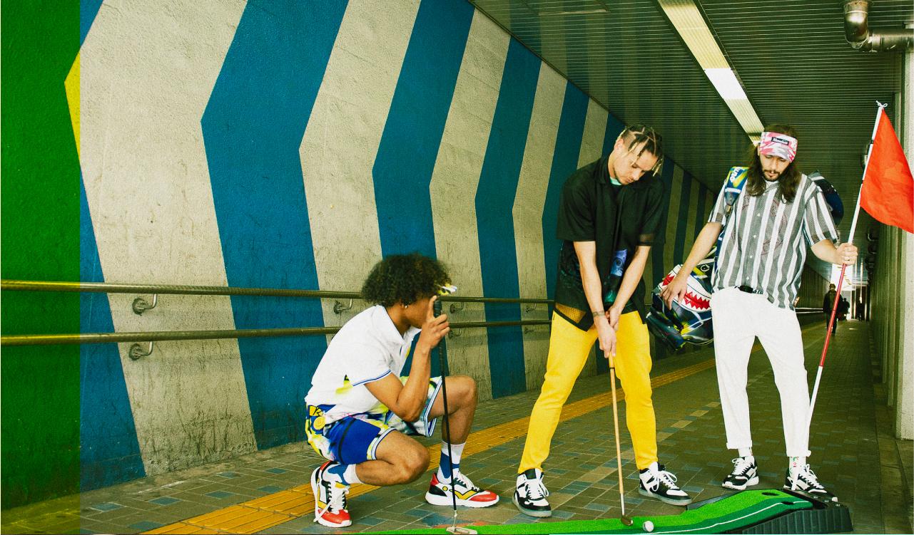 ゴルフをストリートファッションへ!海外事業にも携われる営業募集!名古屋のカバー写真