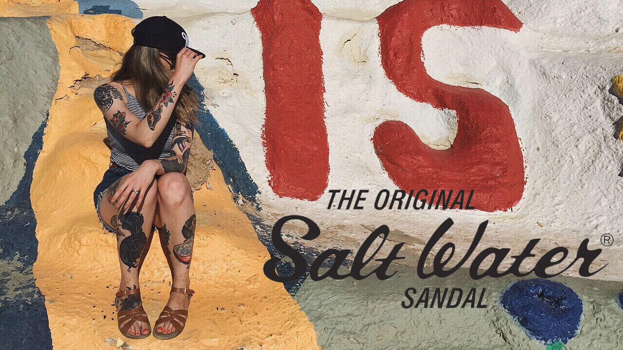 「SALTWATER SANDALS」オフィシャル通販サイト運営スタッフ大募集!のカバー写真