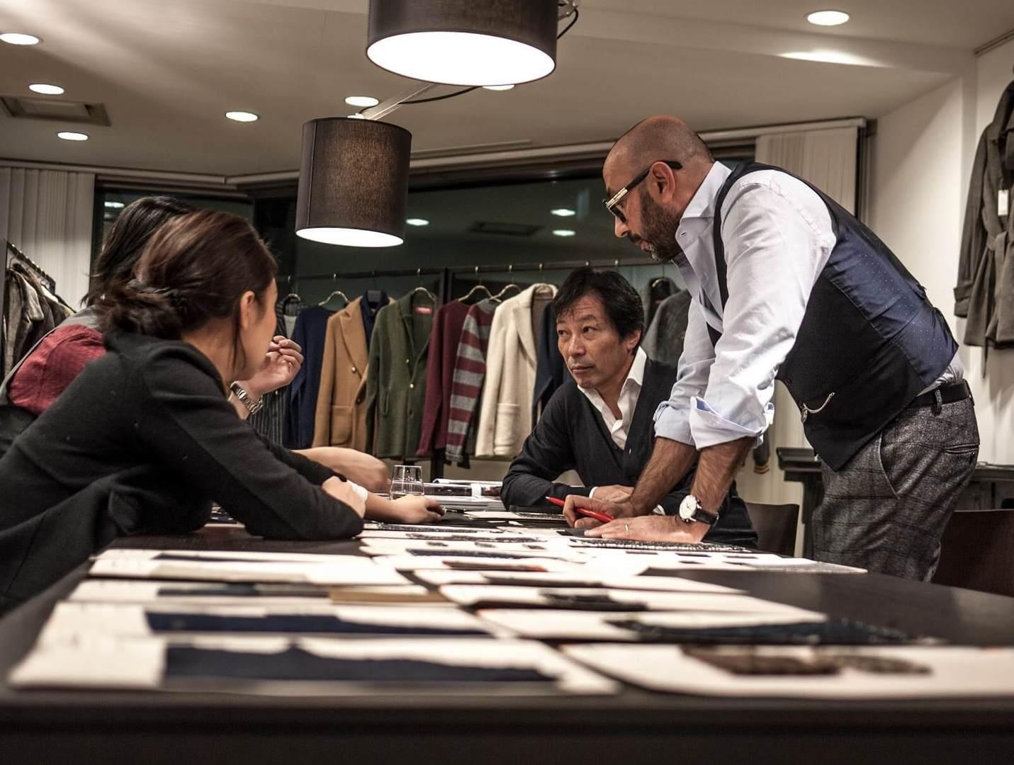 <長期インターンシップ>南青山からイタリアファッションの最先端を学べるインターンのカバー写真
