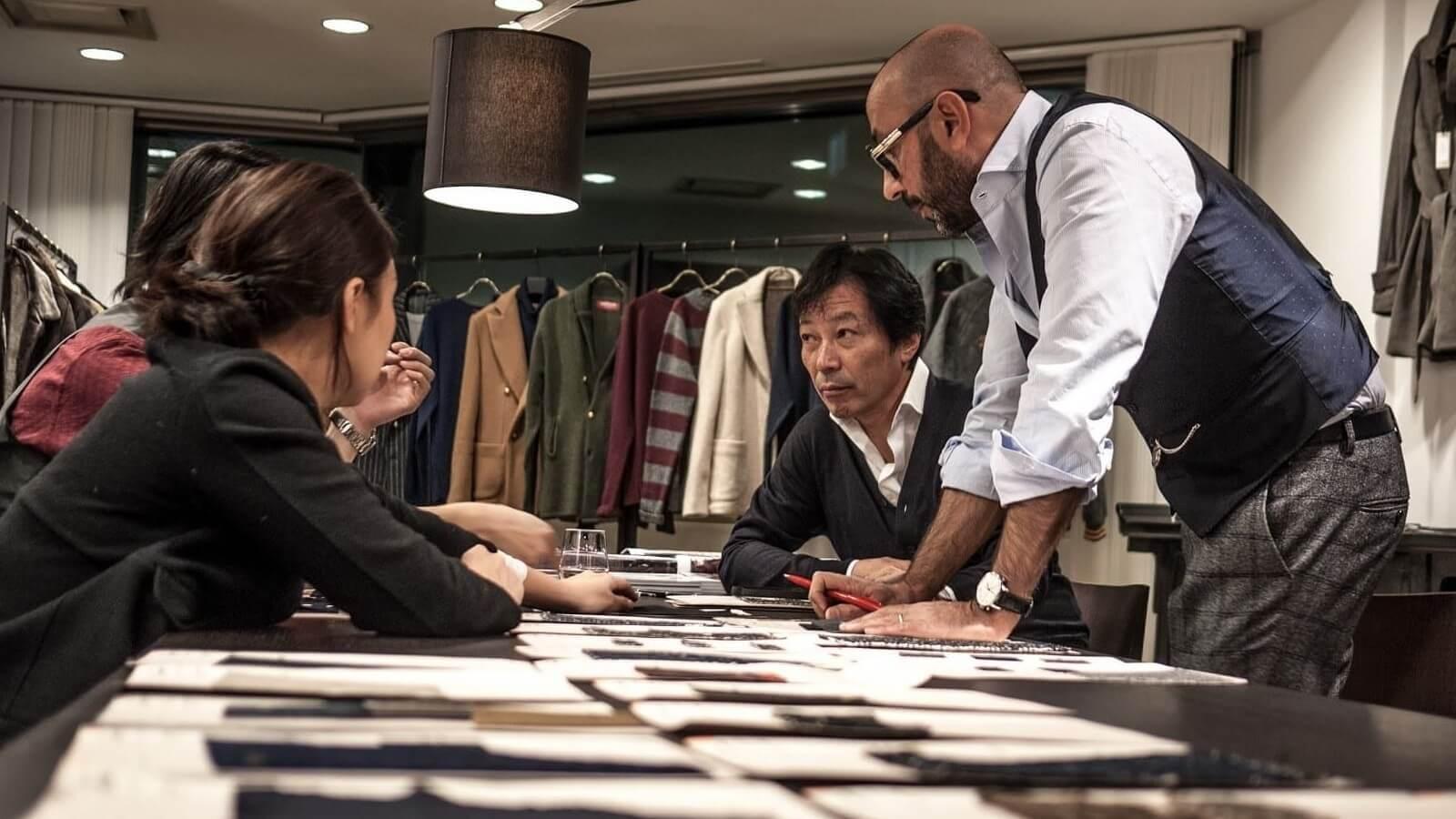 《21卒》南青山からイタリアファッションの最先端を発信する営業職を募集!のカバー写真