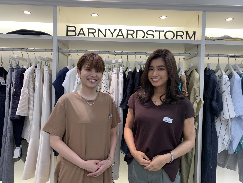 【アルバイト】販売員/BARNYARDSTORM 有楽町マルイのカバー写真