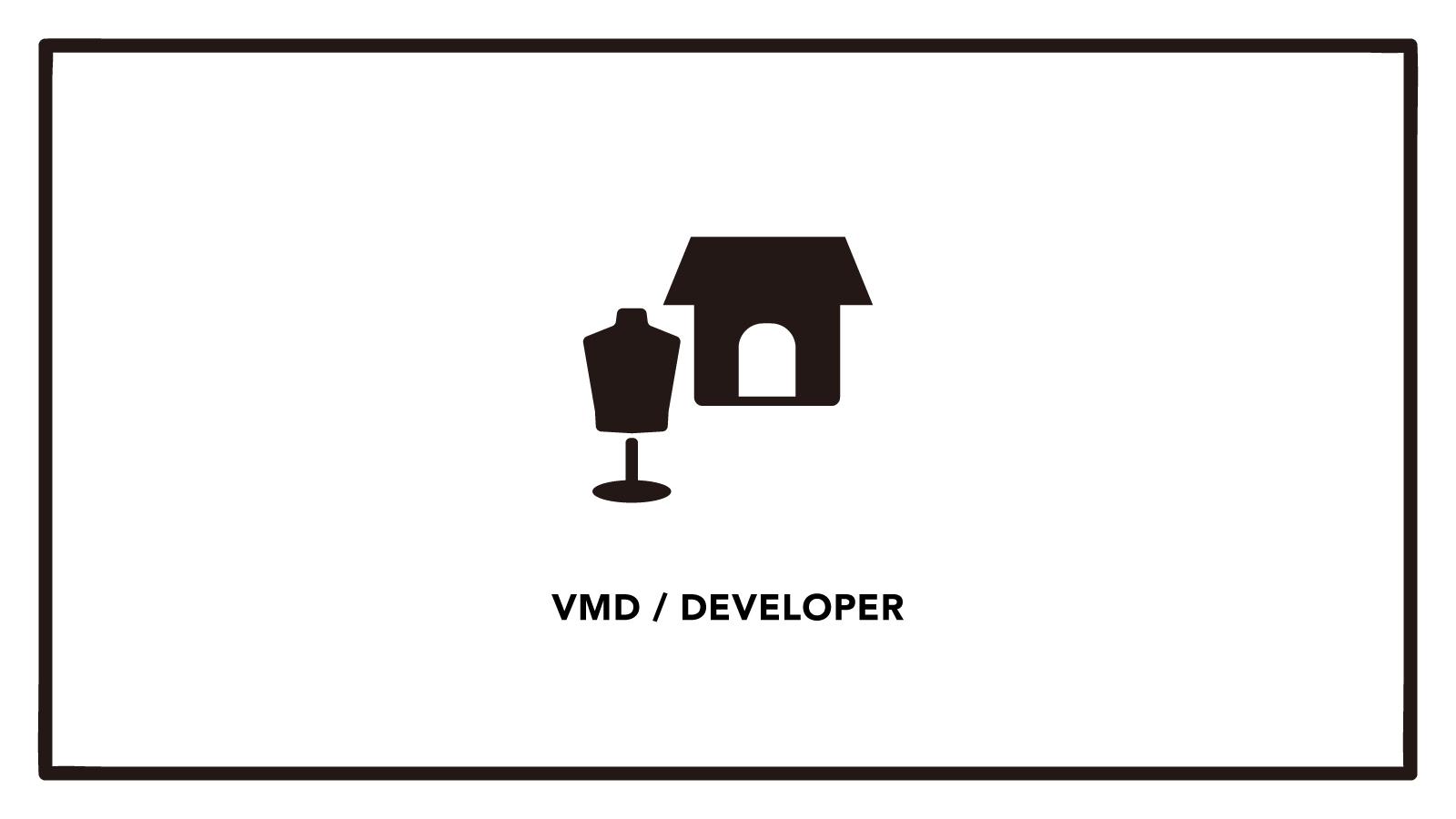 【VMD】人気のレディースブランドor新規出店のライフスタイルブランドを担当のカバー写真