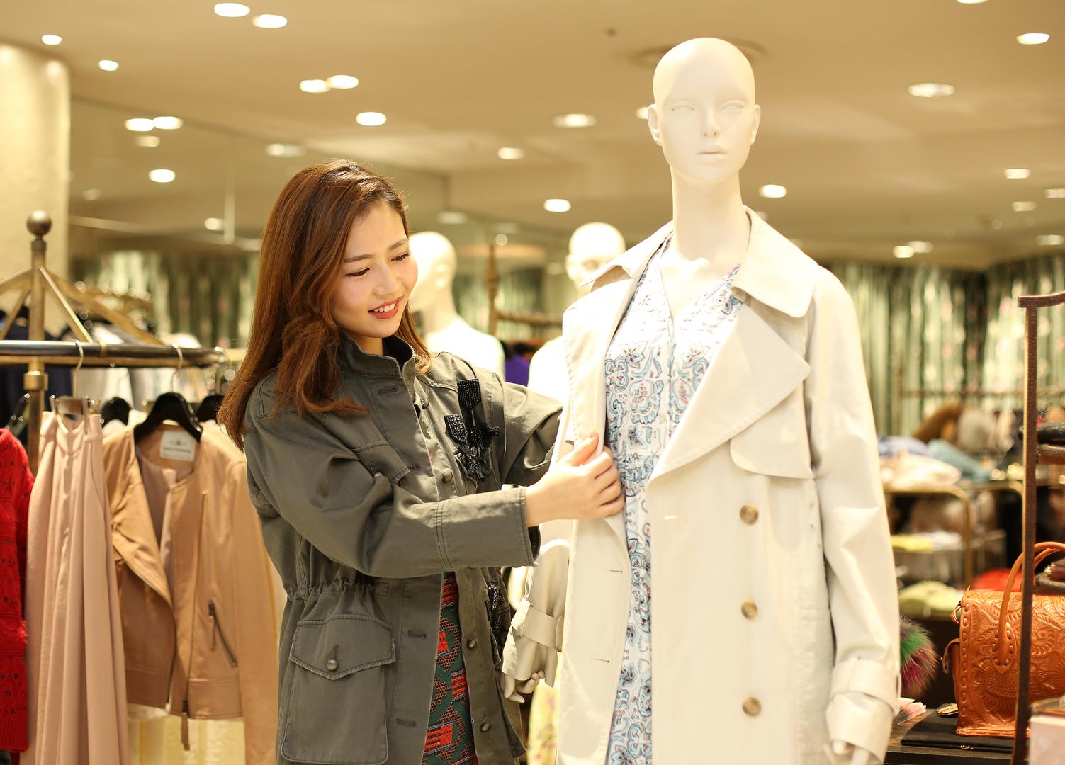 関西|ハイクオリティーブランドで販売職を募集します <未経験OK> のカバー写真