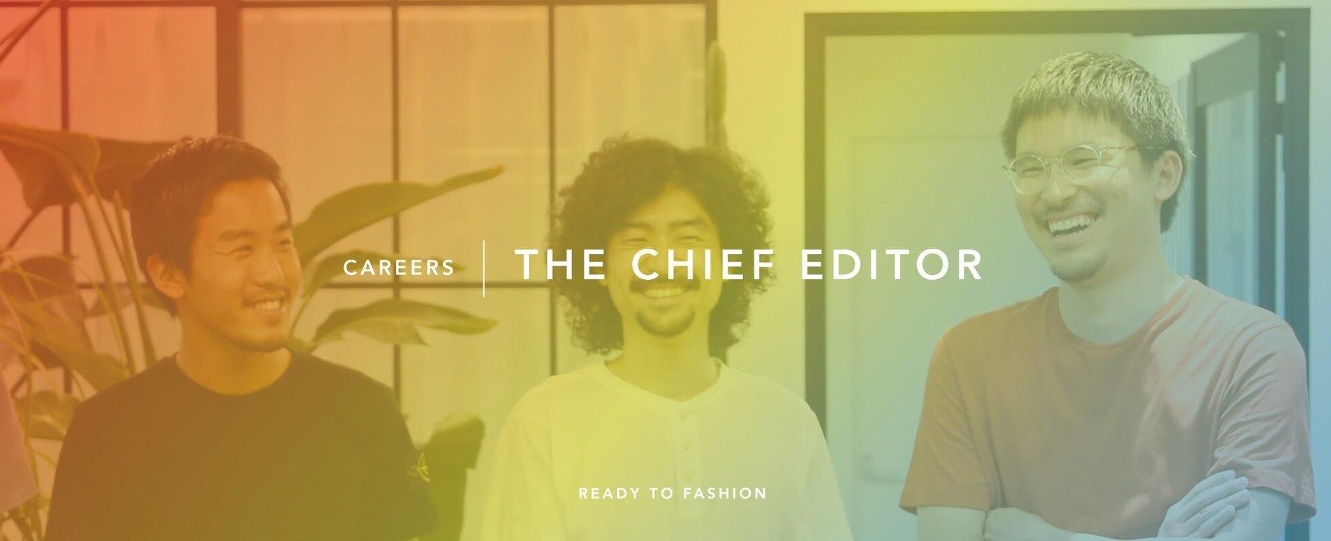 ファッション×HRのオウンドメディアをマーケ視点で統括する編集長候補のカバー写真