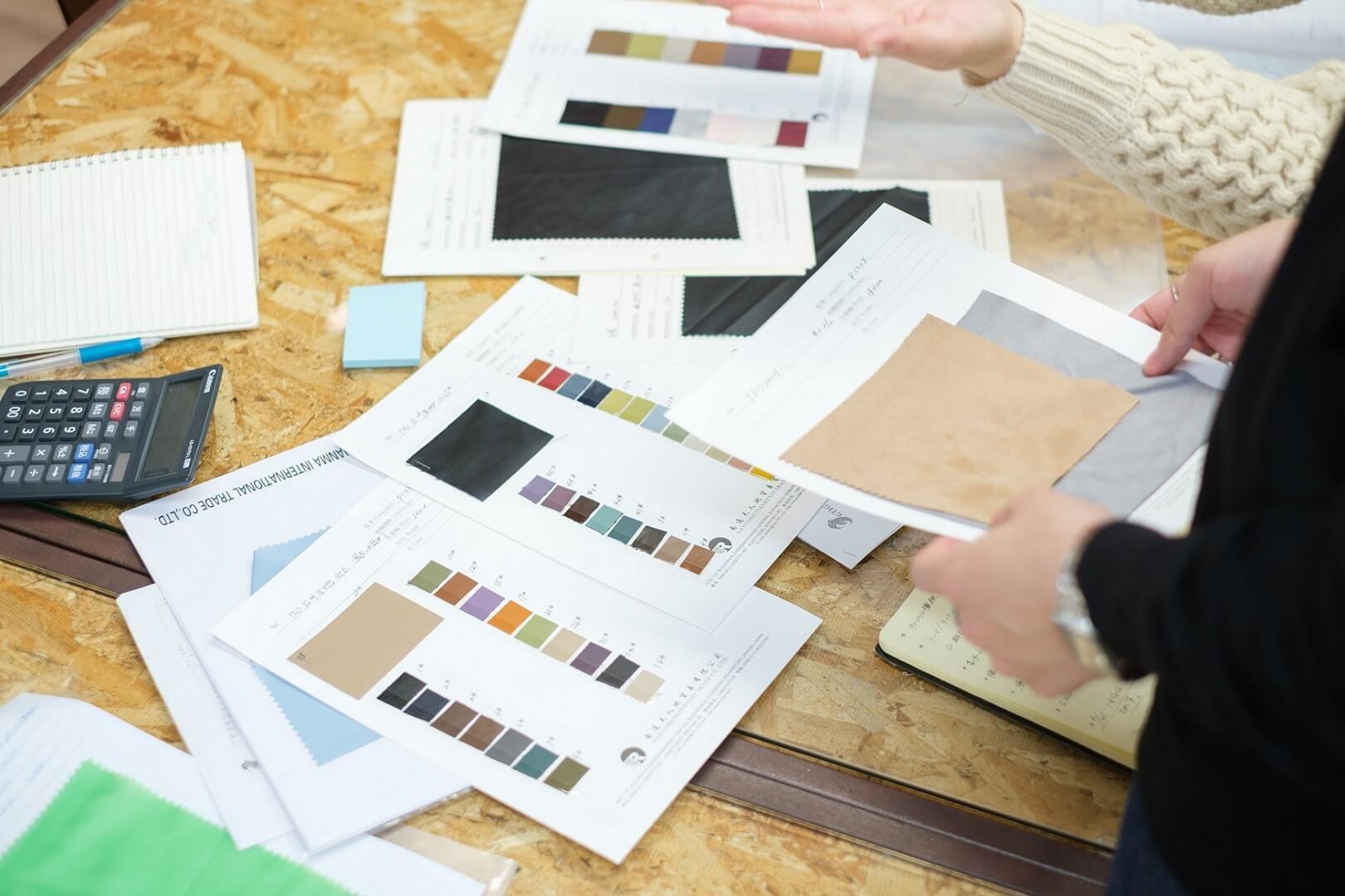 ファッション・アパレルの生地・素材開発/管理担当者、責任者募集!のカバー写真
