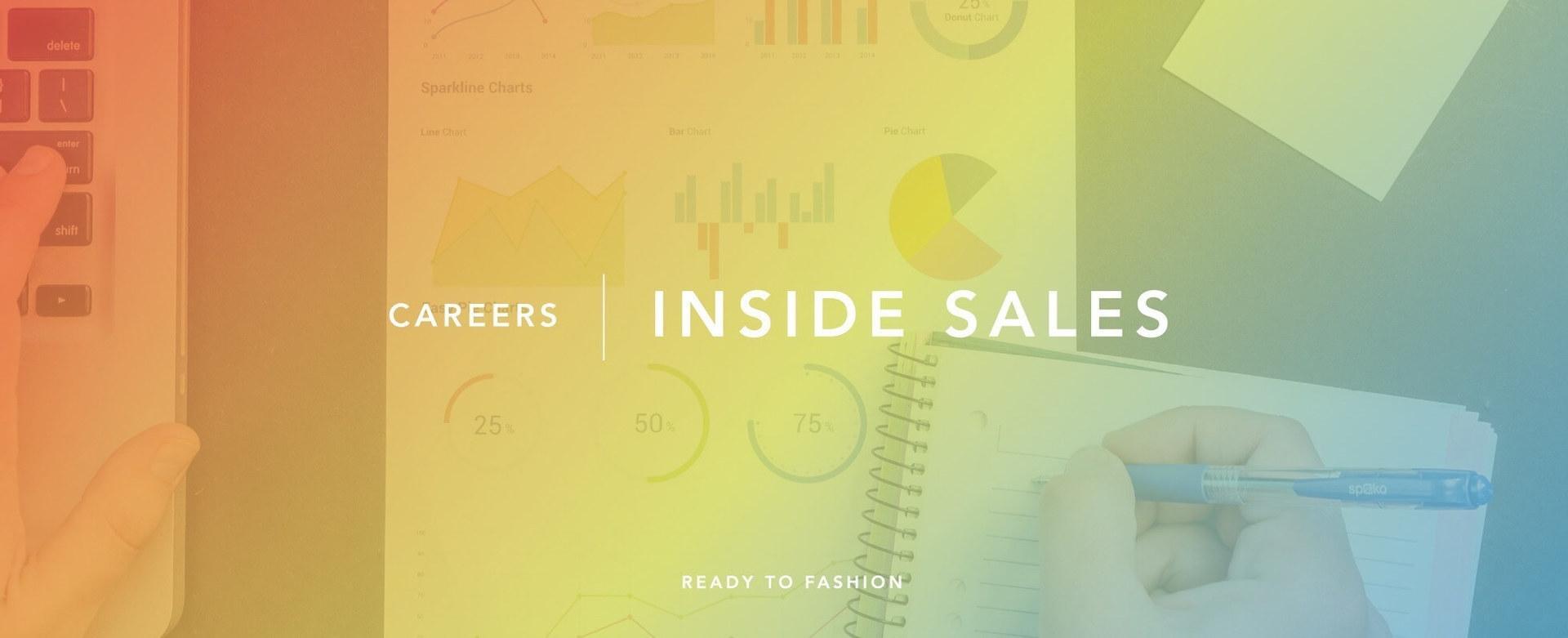 【時短OK】セールスを内側から加速させる、インサイド担当募集!のカバー写真