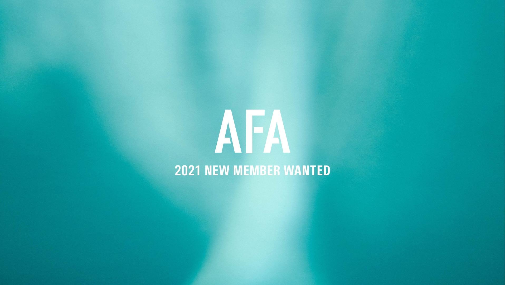【学生団体】AFA2021 新規メンバー募集!【インカレ】のカバー写真