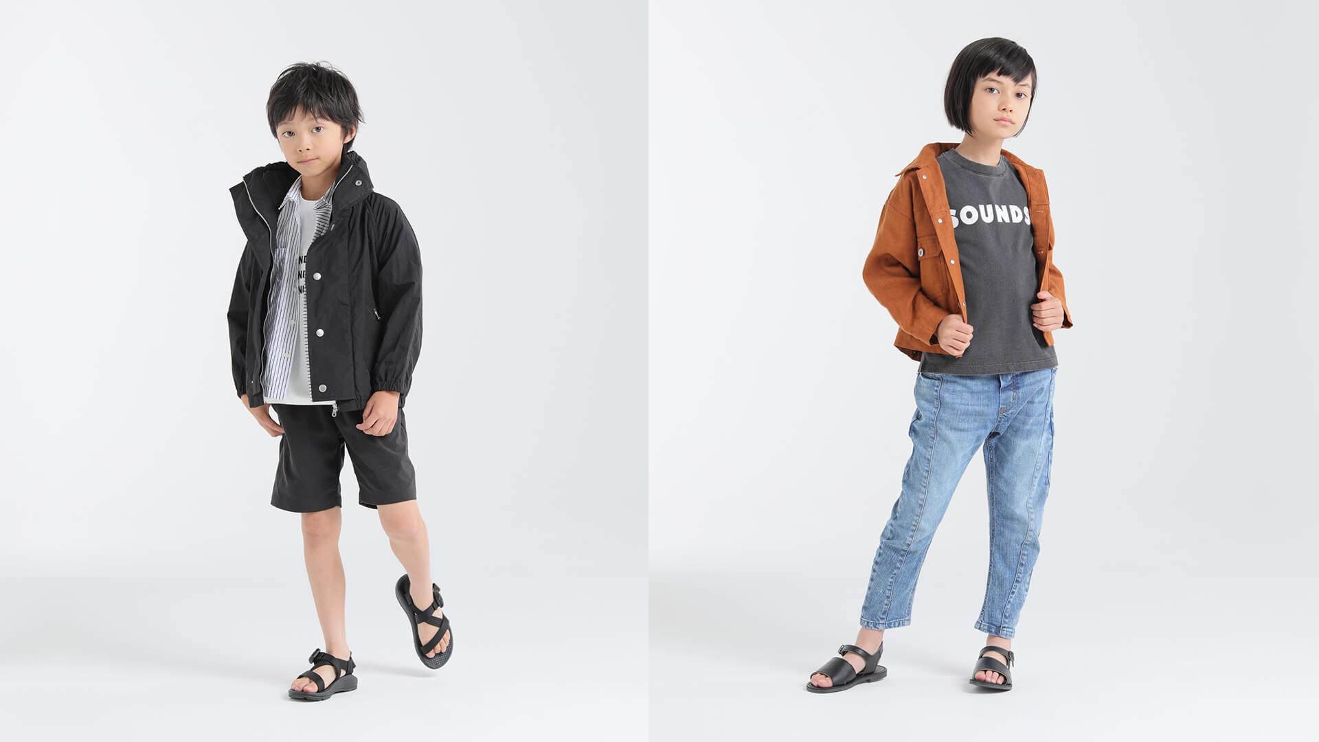 子供から大人まで、マルチサイズで楽しめる洋服【ディストリビューター】のカバー写真