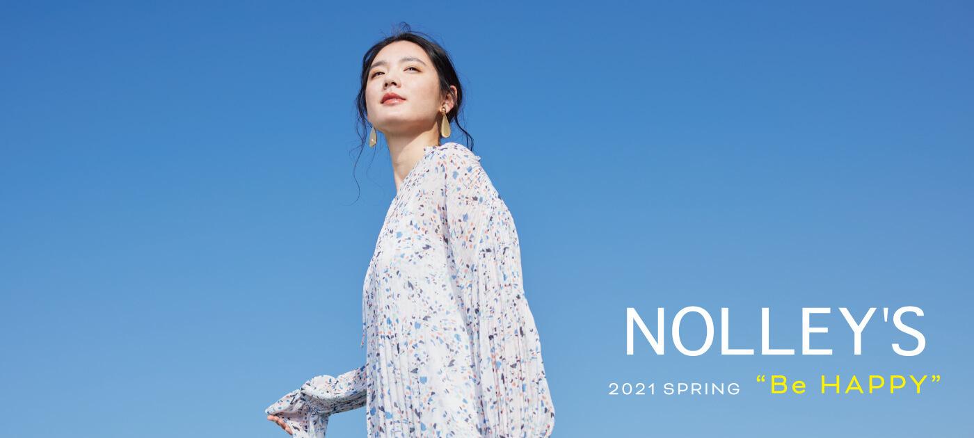 【22卒】NOLLEY'S 総合職(店舗スタッフとしてスタート) 全国募集のカバー写真